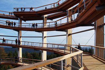 Aussichtsturm Bad Wildbad sur Yven Dienst