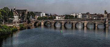 Servaasbrug Maastricht sur Leo van Vliet