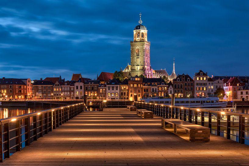 Stadsfront Deventer van Fotografie Ronald