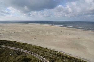 Texel Strand von Greetje Heemskerk