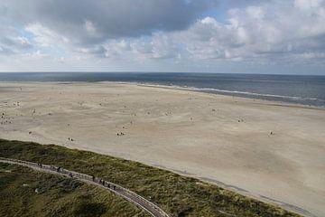 Texel Strand van Greetje Heemskerk