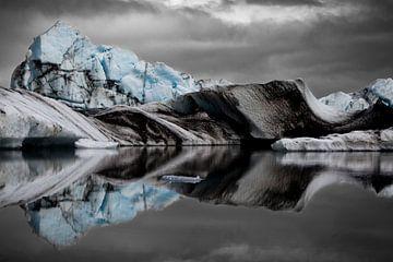 Eisberge, See Jökulsárlón von Martijn Smeets