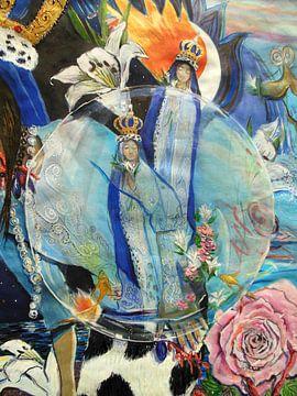 Lady Madonna van Lucia Hoogervorst