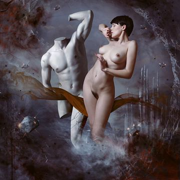 Perseus en Andromeda, igor_voloshin van 1x