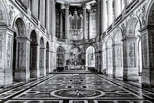 A Versailles .......... van