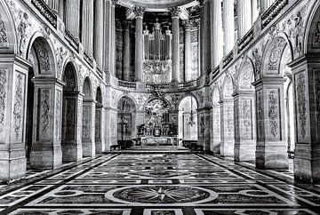 A Versailles ...... sur Robert Van Der Linde