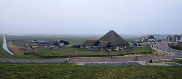 Boerenlandschap, Camperduin Noord-Holland van Jeroen van Esseveldt