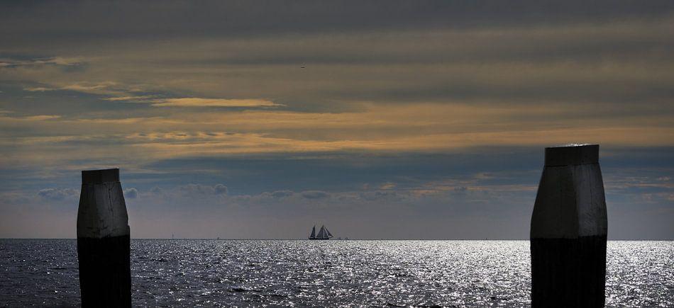 Het IJsselmeer