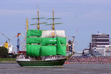 Bark Alexander von Humboldt II van