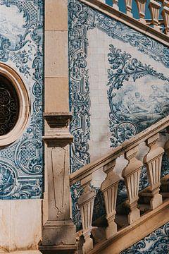 Pousada Palacio Estoi, Algarve Portugal van Manon Visser