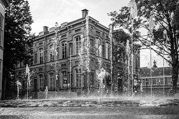 Koningin Wilhelmina Paviljoen - Breda - Kasteelplein van I Love Breda