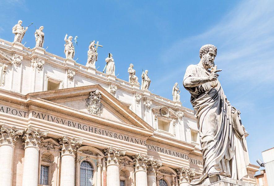 Basilica di San Pietro von Dennis Hilligers