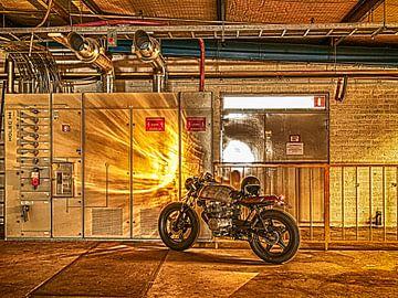 Naked bike von Gertjan Tichelaar