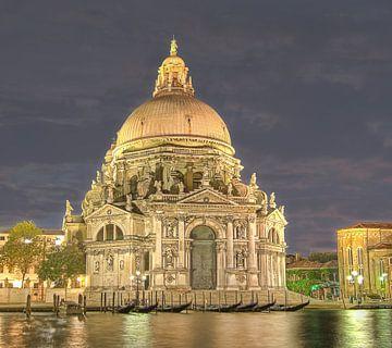 Basiliek Santa Maria della Salute Venetie von Rens Marskamp