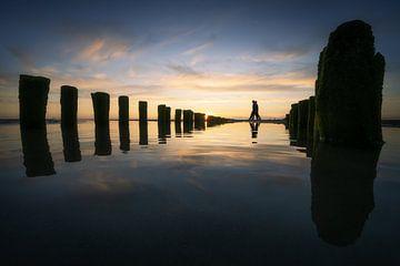Walk on Water (brise-lames de réflexion)
