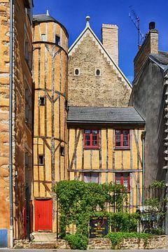 Salon de The, Cité Plantagenêt, Le Mans van Ad Spruijt