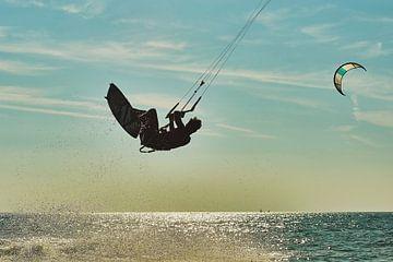 kitesurfer van Wijnand Kroes