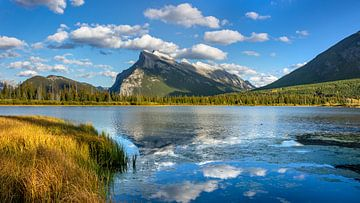 Vermilion Lakes, Banff, Kanada von Adelheid Smitt