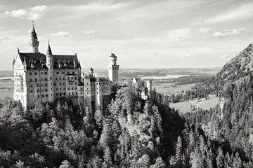 Schloss Neuschwanstein von Lisa Gallo