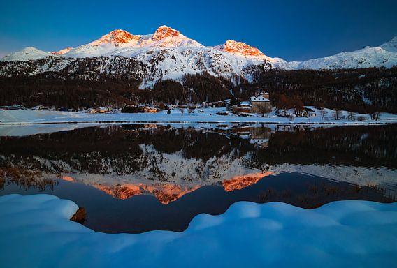 Silvaplana-Surlej - Graubünden - Zwitserland