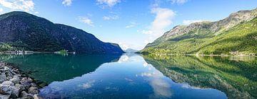 Sognefjord Panorama von Stefan Havadi-Nagy