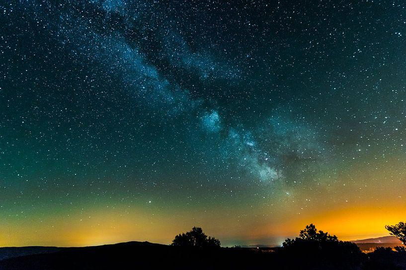 La galaxie en France sur Cynthia Hasenbos