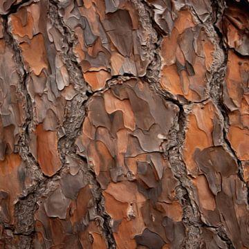Abstract boomschors V van Maurice Dawson