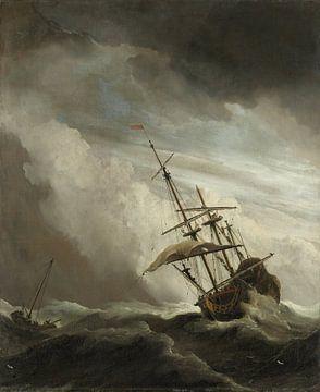 Der Windstoß – Willem van de Velde von Rebel Ontwerp