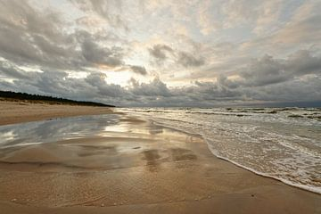 Strandlicht van Ralf Lehmann