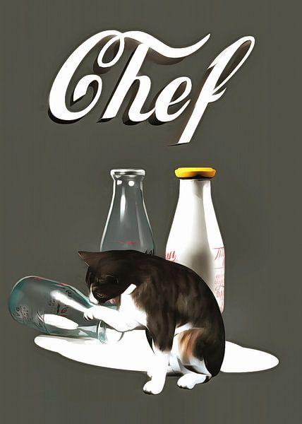 Katten: Chef van Jan Keteleer