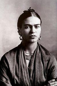 Portrait de Frida Kahlo, 1932