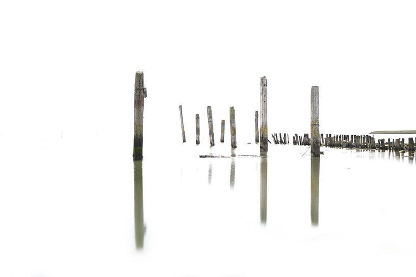 Haven van Sil - Long exposure -Texel van Texel360Fotografie Richard Heerschap