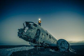 Le crépuscule de l'épave sur Denis Feiner
