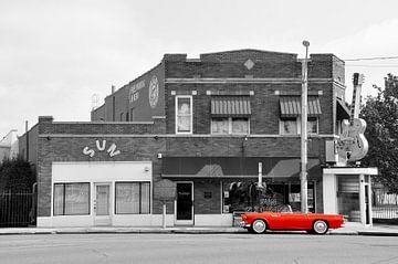 Sun Studio in Memphis von Arno Wolsink