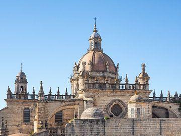 Kathedrale von Jerez de la Frontera von Katrin May