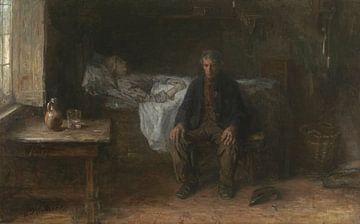 Alone, Jozef Israëls sur