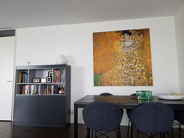 Kundenfoto: Adele Bloch-Bauer, Gustav Klimt