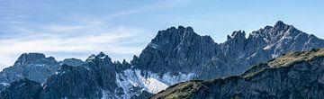 Hochgehren en Hammerspitze