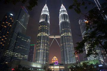 Kuala Lumpur - Petronas Torens van t.ART