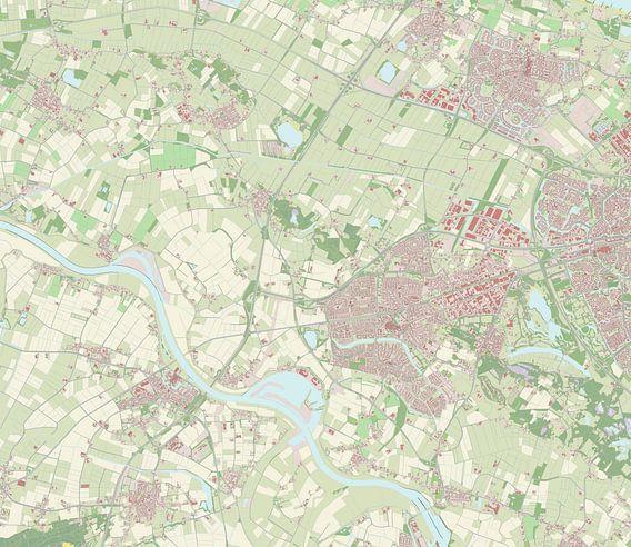 Kaart vanWijchen
