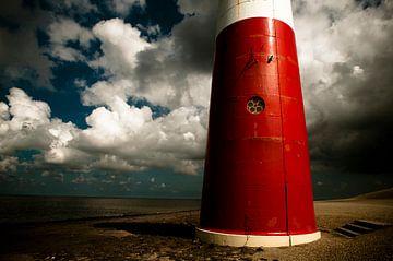 Leuchtturm Westkapelle. von Sonja Pixels