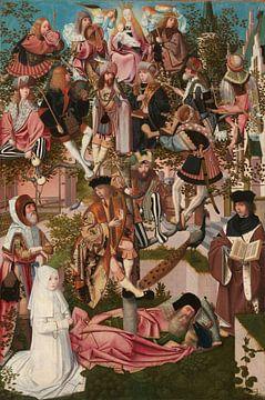Der Baum von Jesse, Geertgen bis Sint Jans, um 1500