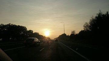 De zon van Ria De Jonge