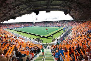 WK Hockey 2014 Kyocera stadion Den Haag van Willem Vernes