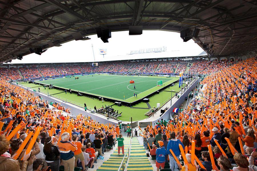 WK Hockey 2014 Kyocera stadion Den Haag