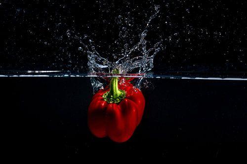 Paprika te water