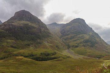 Schotland Glen coe van Robert Dibbits