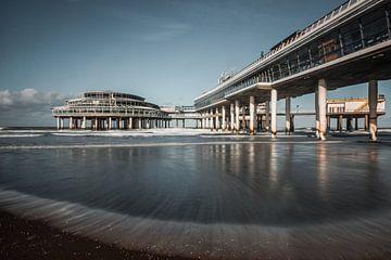 Pier Scheveningen  sur Contrast inBeeld