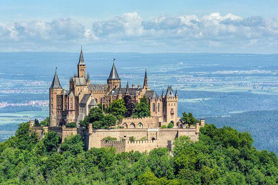 Castle Hohenzollern van Michael Valjak