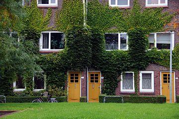 Schönes Gebäude in den Niederlanden von Reka Revasz